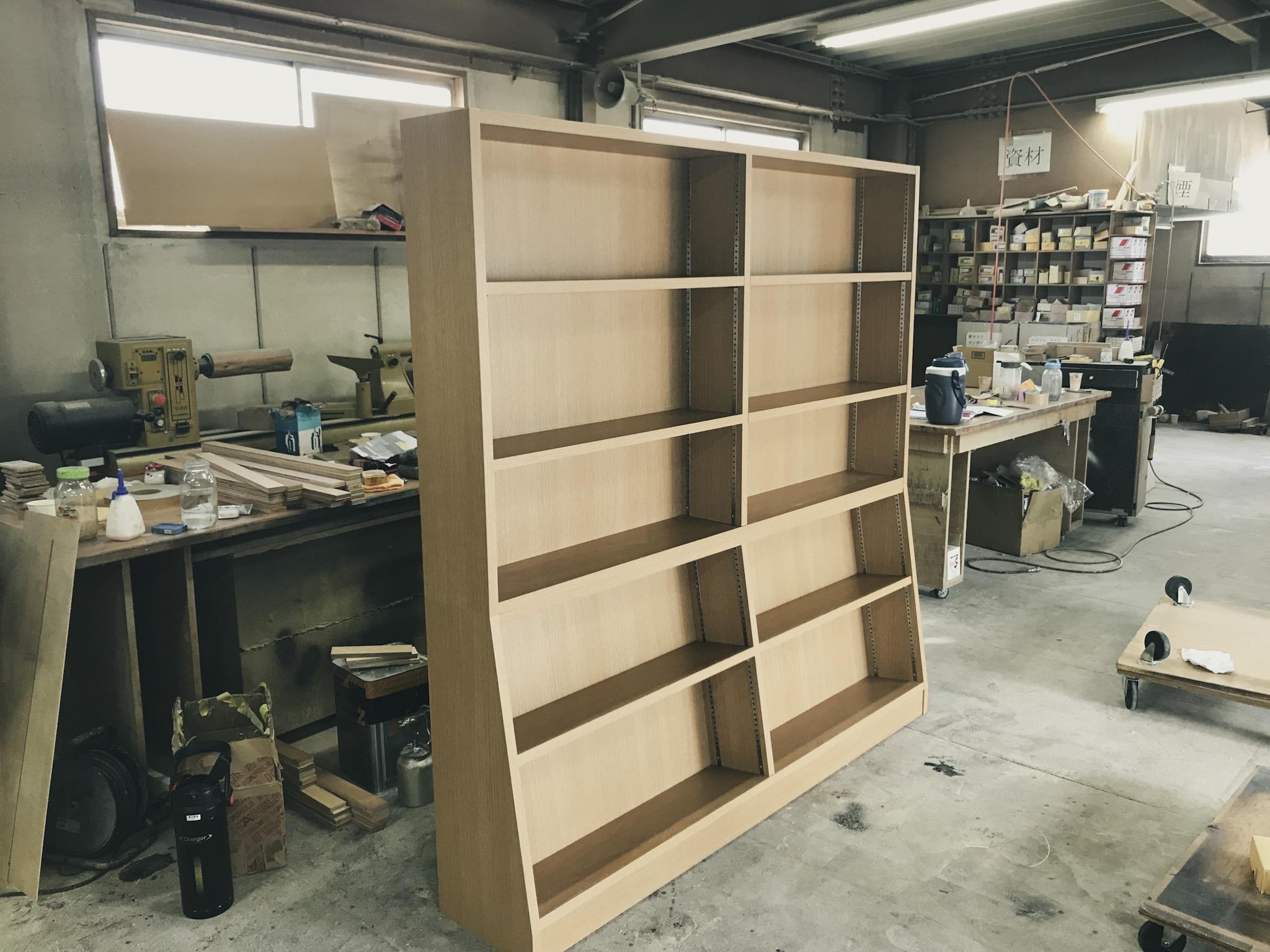 書架 家具