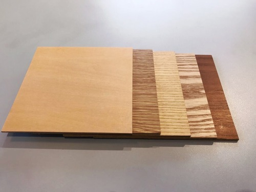 突き板化粧板